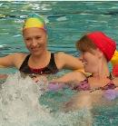 פעילות גופנית במים