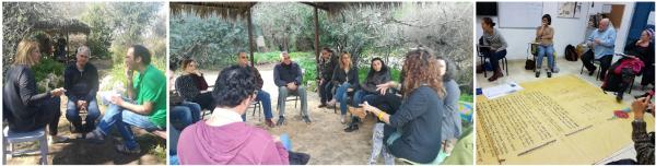קורס הכשרת מנחי קבוצות  בתחומי זהות, יהדות, חברה, והובלת בתי מדרש.