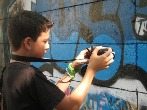 סדנת צילום לנוער