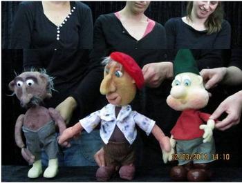 ביהס לתיאטרון בובות דבורה צפריר - סדנאות היכרות
