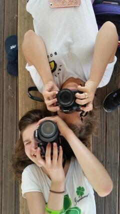 קורס צילום נוער קיץ 2017