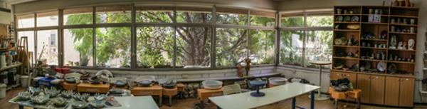 קורסי קרמיקה בחיפה - המרכז החיפאי לקרמיקה ולאמנות