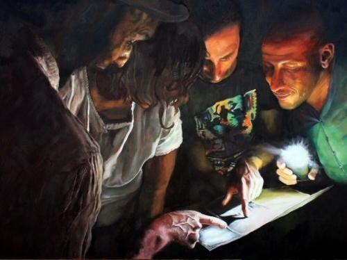 קורס ציור פיגורטיבי עם דורון וולף