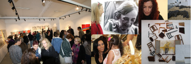 הגלריה לשלום גבעת חביבה - קורסי אומנות למורים ולגננות ולקהל הרחב