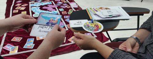 קלפים טיפוליים במכון פרסונה