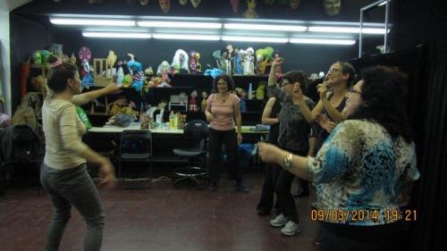 בית הספר לתיאטרון בובות ודרמה דבורה צפריר