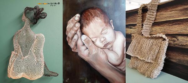 שילוב אמנויות אצל רותי קליין -  מצקורסים שנתיים בשילוב אמנויות