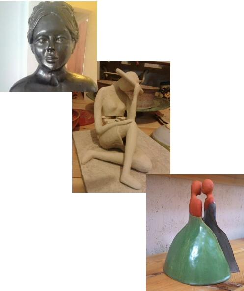 יצירות תלמידי סטודיו יד יוצרת