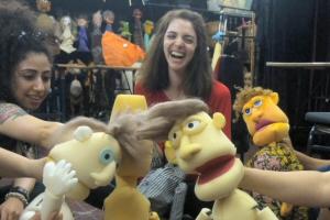 בית הספר לתאטרון בובות ואמנות הסיפור